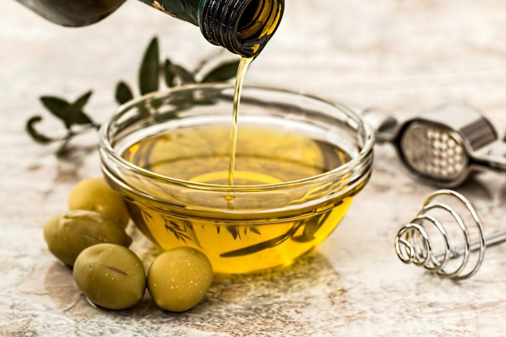 kalaöljy oliiviöljy
